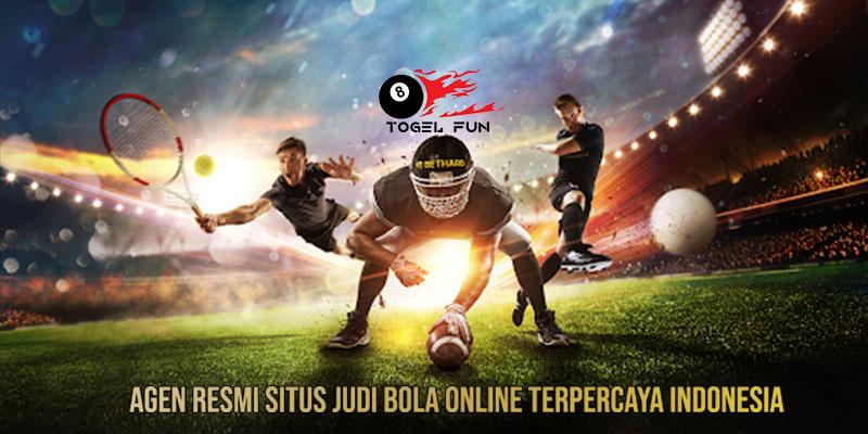 Agen Resmi Situs Judi Bola Online Terpercaya Indonesia